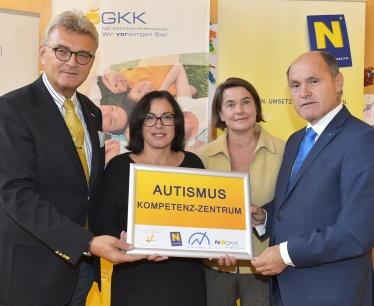 Das Autismuszentrum Sonnenschein wurde feierlich eröffnet-Copyright: NLK J.Burchhart