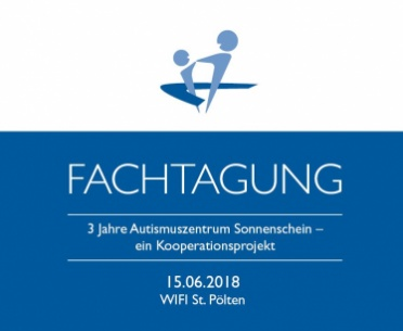 Save the date | 15.06.2018 | Fachtagung 3 Jahre Autismuszentrum