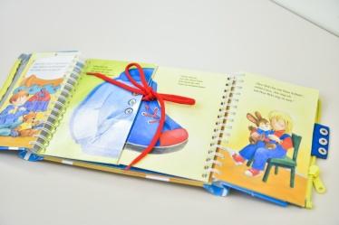 Feinmotorik - Bilderbuch-Feinmotorik - Bilderbuch